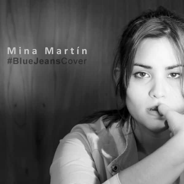 Mina Martín - Blue Jeans - ARTISTAS - Onix Mastering Studio